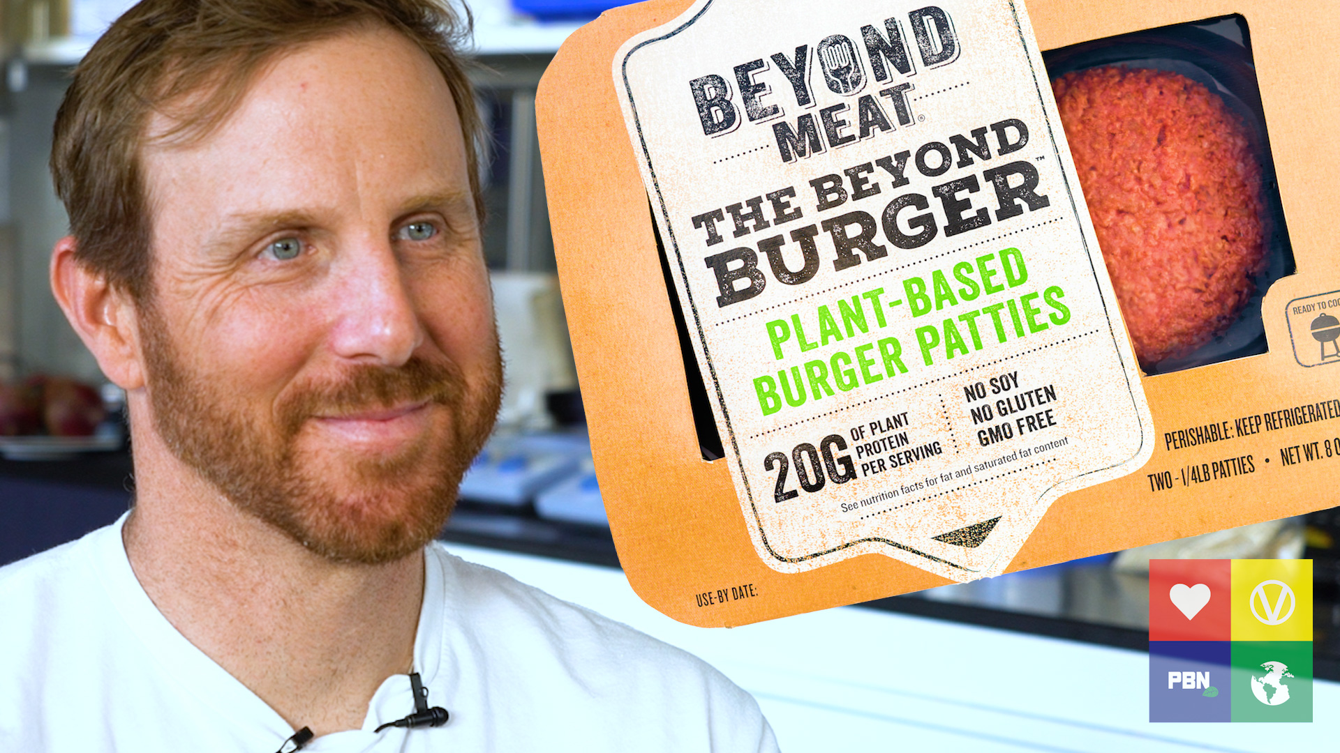 Beyond Meat Founder and CEO Ethan Brown