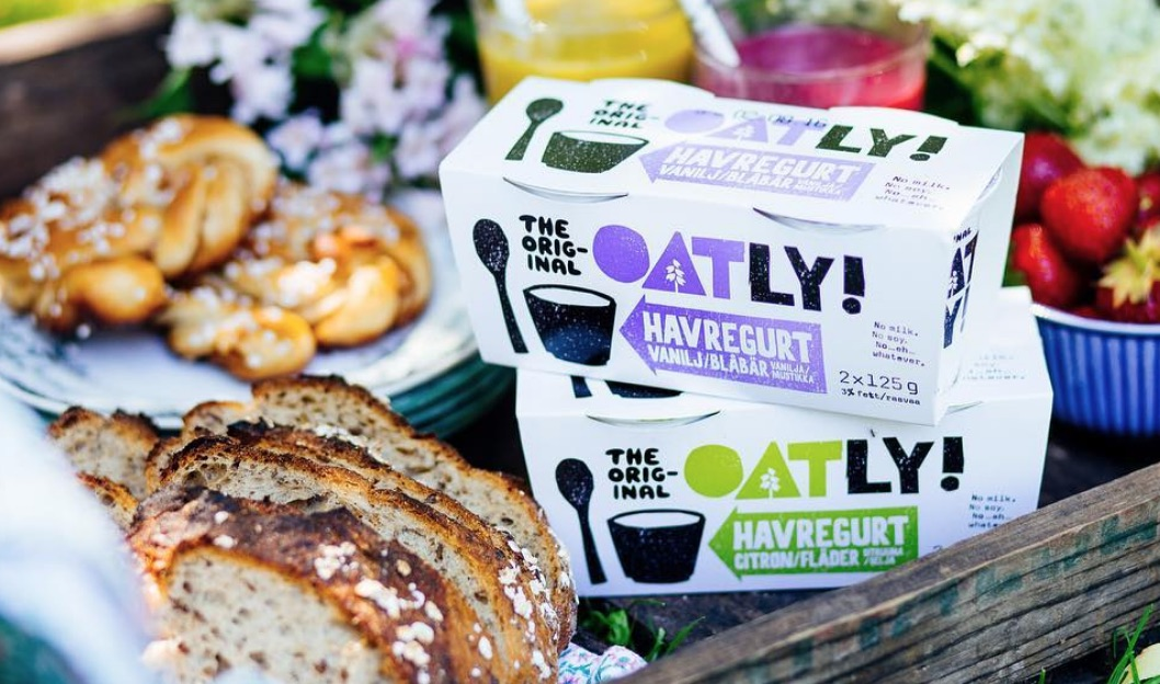 Dairy-free Oatly