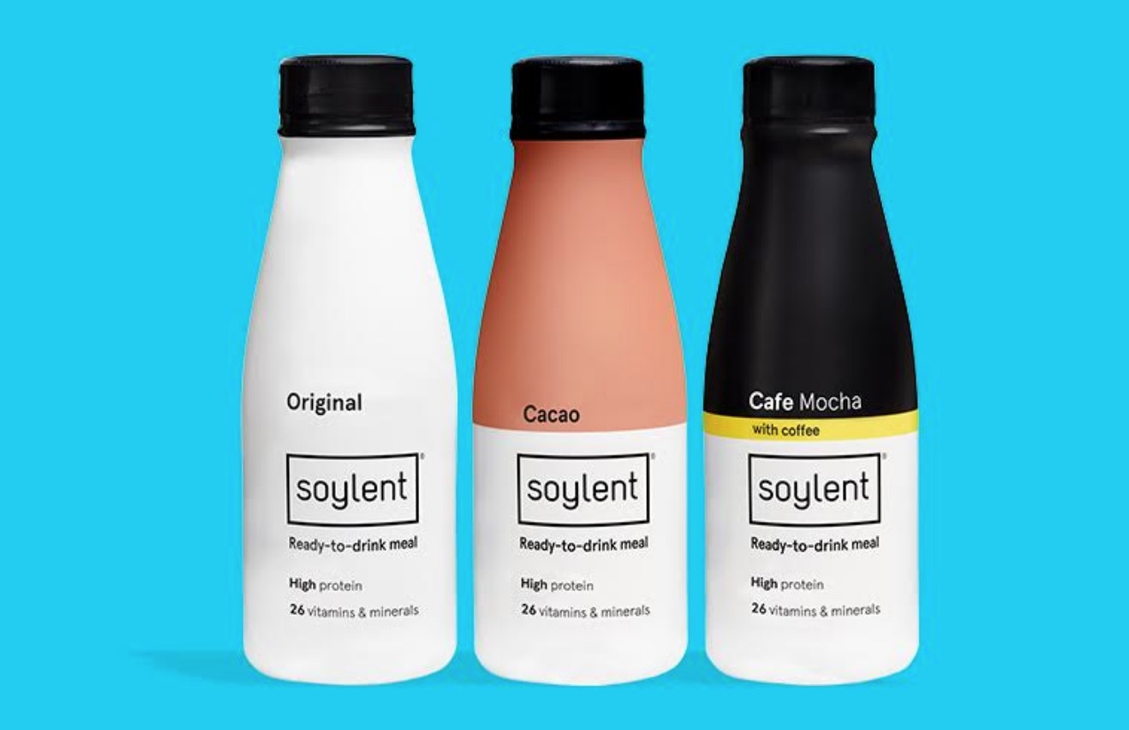 Soylent Vegan Meal Replacement Launches In The UK