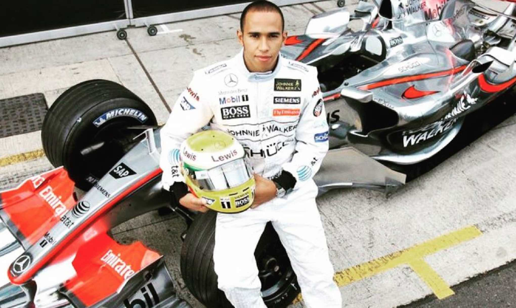 Lewis Hamilton Vegan Athlete