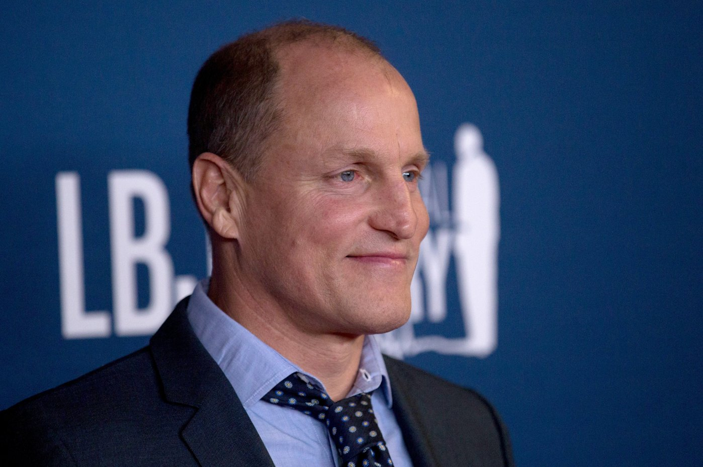 Hollywood actor Woody Harrelson