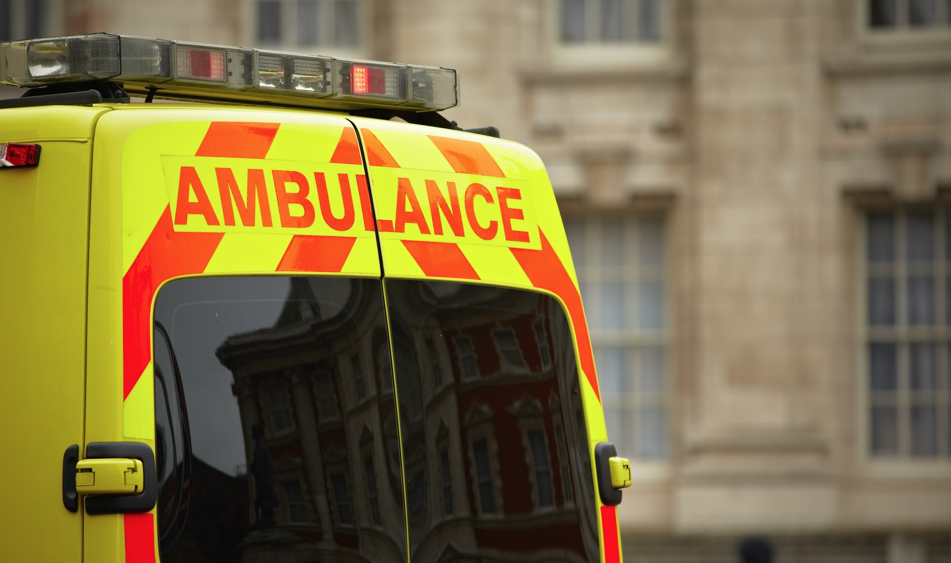 Ambulance Called Due To Dairy Allergy