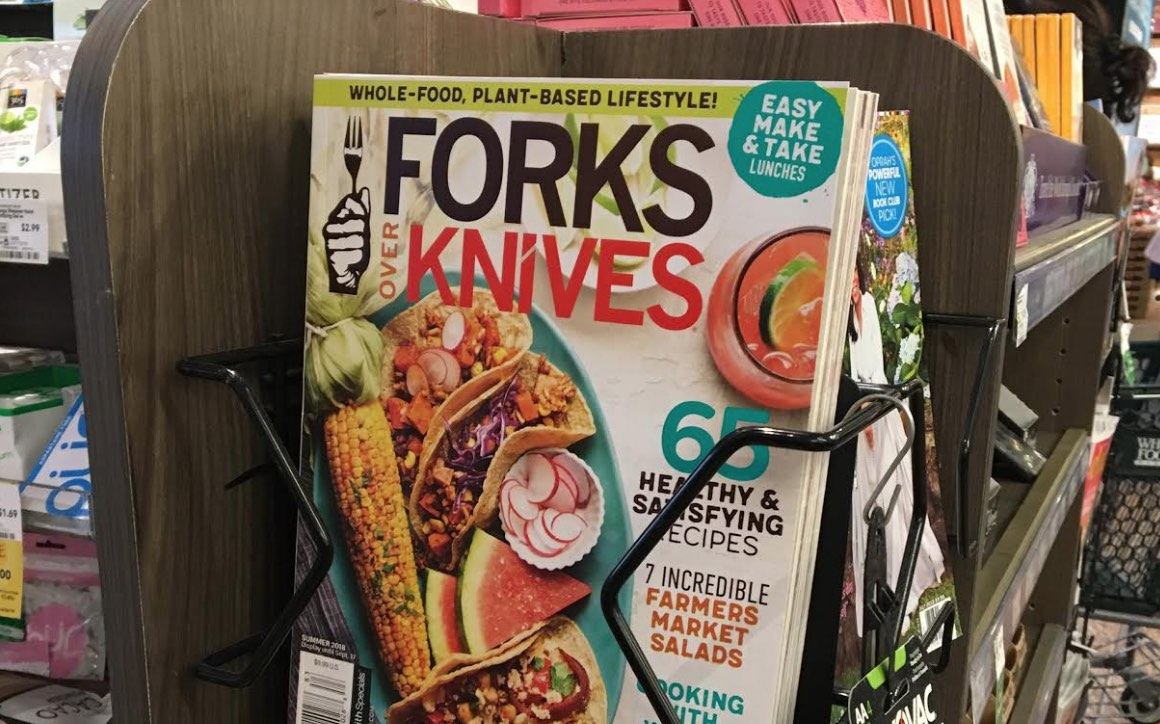 Forks Over Knives Magazine Summer Edition