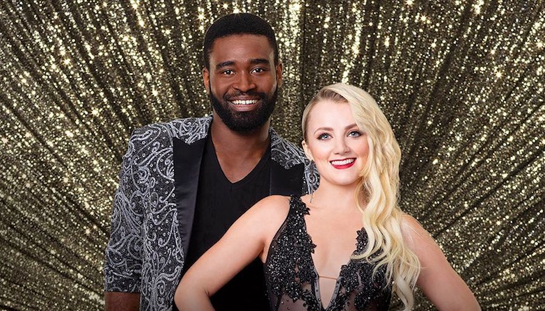 Lynch and Motsepe On DWTS