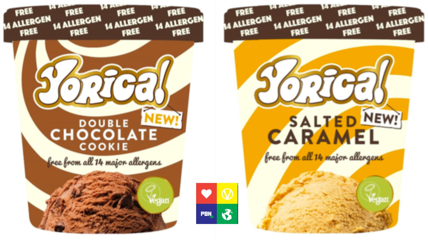 Yorica! vegan ice-cream