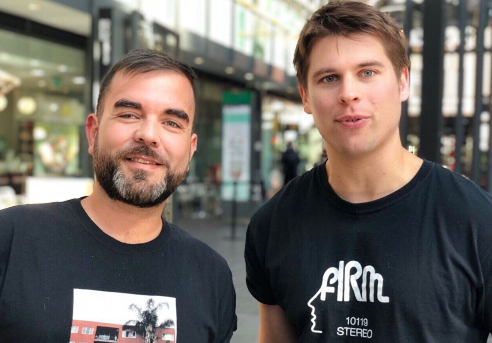 Plant Based News Founders Robbie Lockie and Klaus Mitchell
