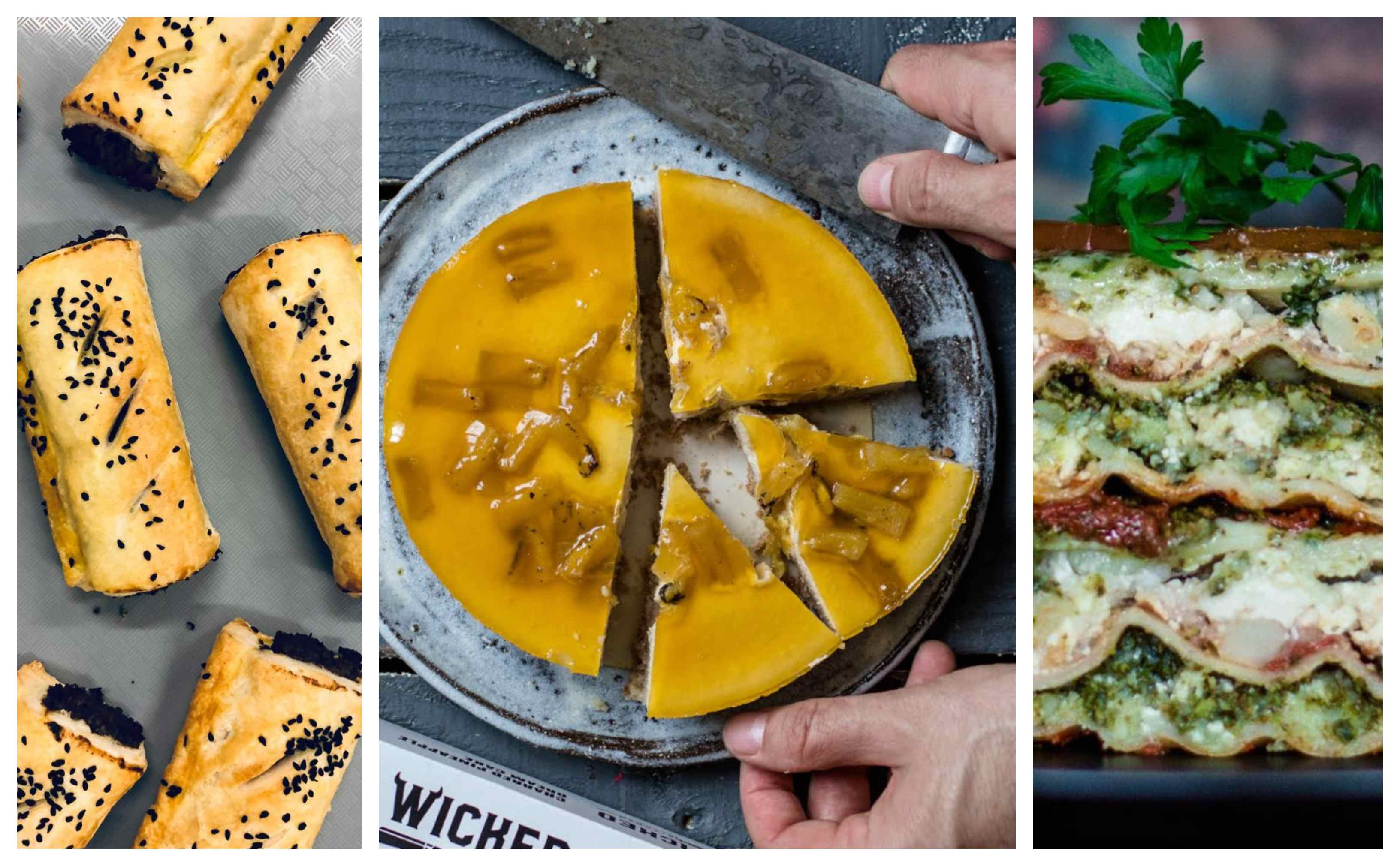 Vegan Wicked Kitchen dishes from Tesco