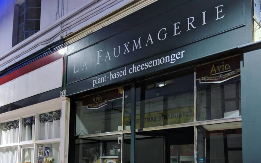 Dairy Industry Plans Action Against Vegan Cheese Shop 'La Fauxmagerie'