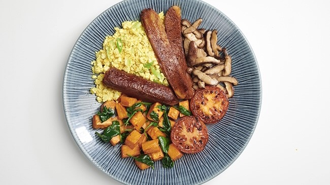 Wagamama Has Launched A Vegan Full English Breakfast