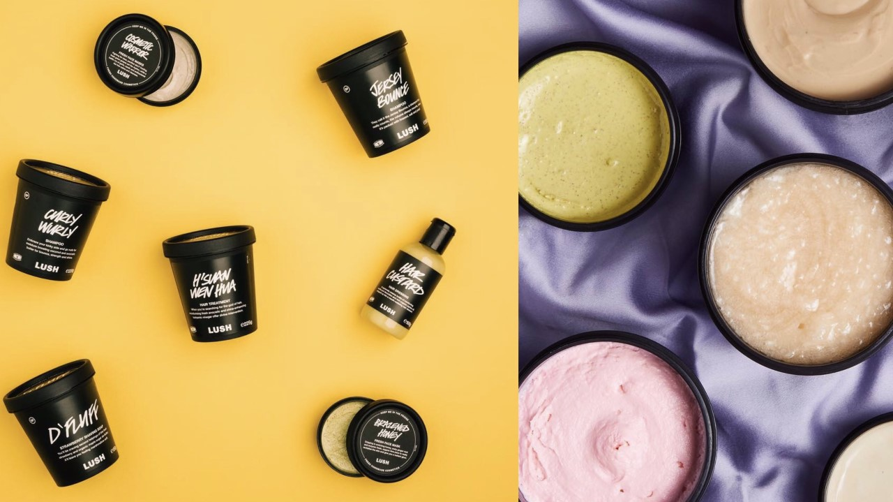 Cruelty-Free Giant Lush Announces Decision To Go Completely Egg-Free