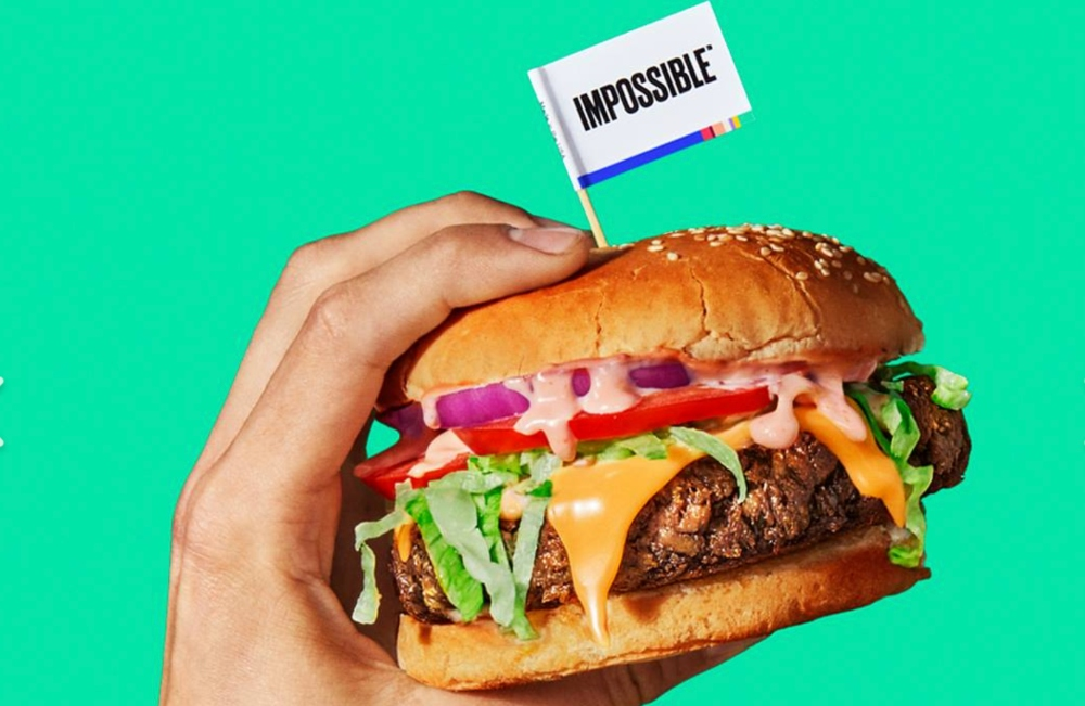 Fast-Food Chain Red Robin Launches Plant-Based Impossible Burger Across US