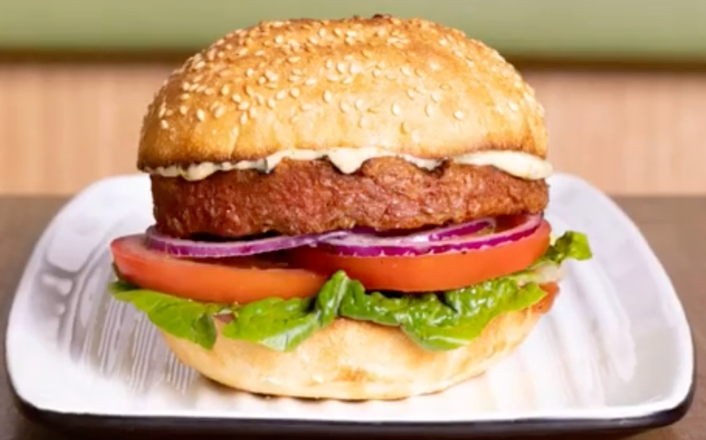 Major Australia Burger Chain Is Serving Only Vegan Burgers Today