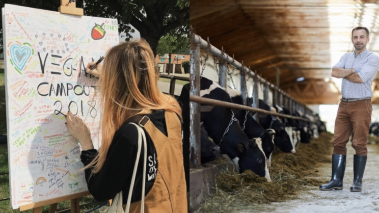 Vegan Camp Out Labeled 'A Training Ground For Extremists' By Pro-Farming Organization