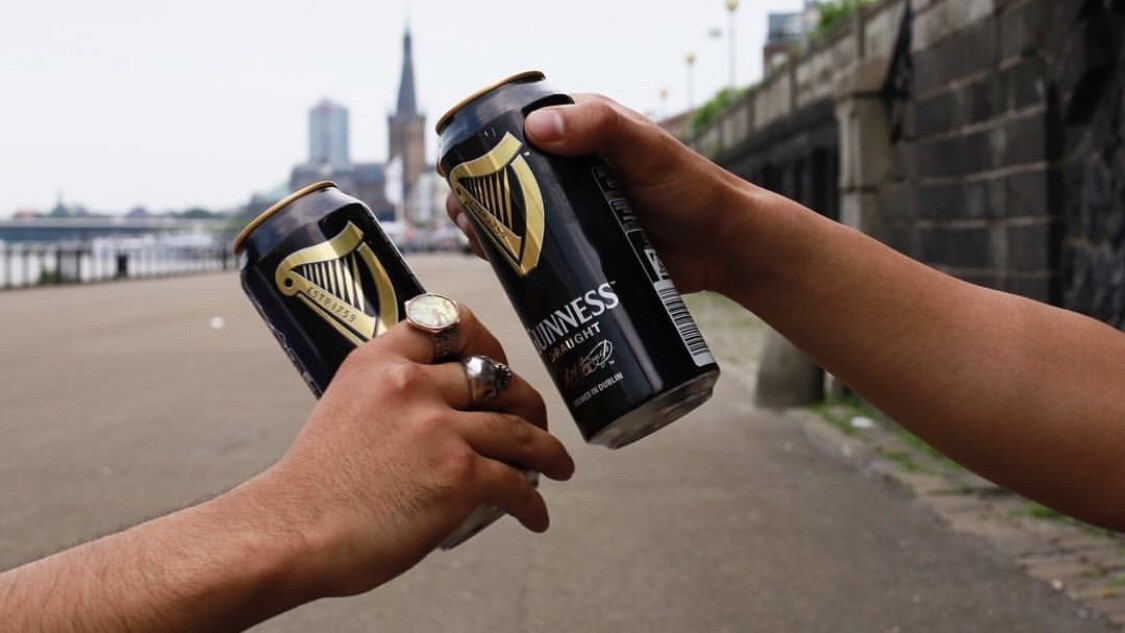 Guinness Invests £16 Million In Plans To Ditch Plastic Packaging