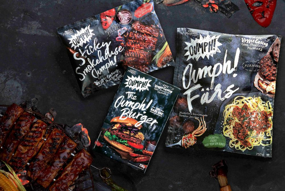 Award-Winning Brand Launches Vegan Ribs