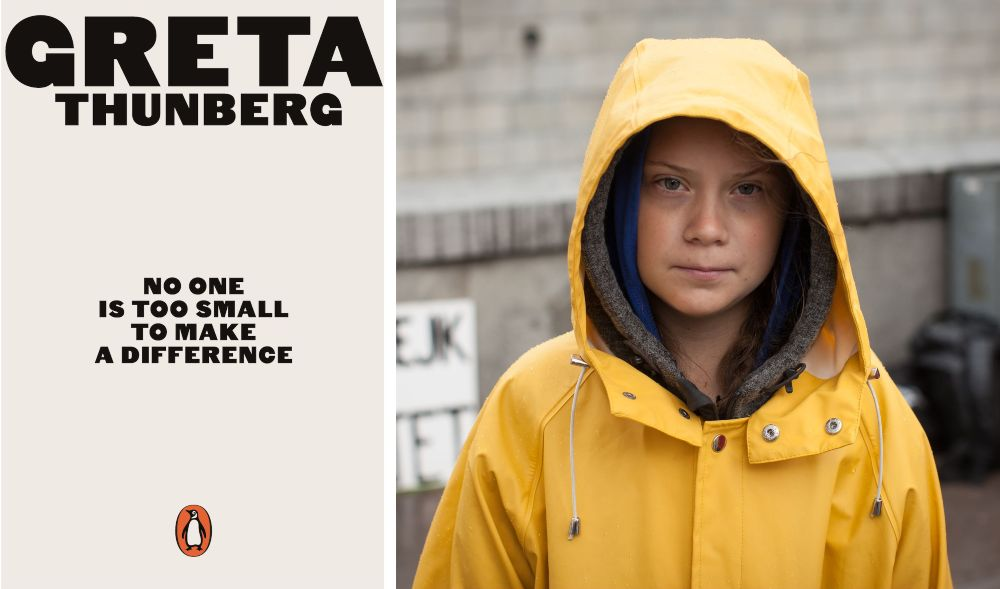 REVIEW: 'No One Is Too Small To Make A Difference' By Greta Thunberg