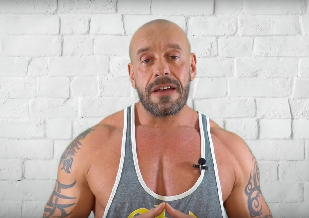 'You Don't Need Meat To Build Muscle', Says Vegan Bodybuilder