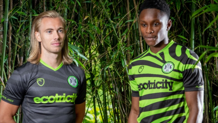 Vegan Football Club Unveils Its Sustainable Uniform Made From Bamboo