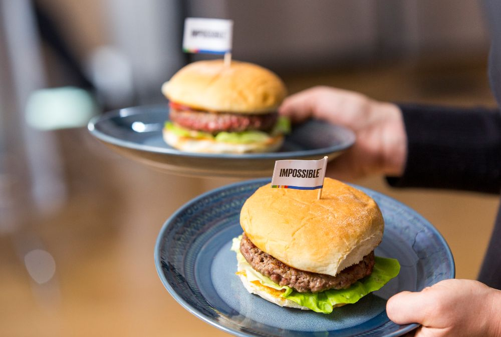 95% Of People Who Order Plant-Based Burgers Are Omnivores
