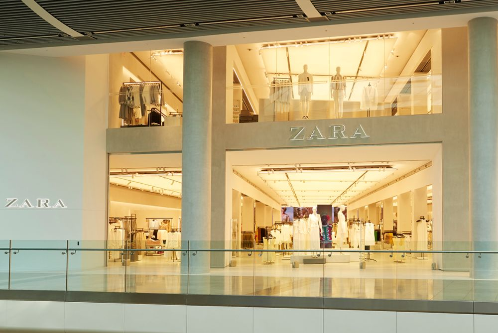 Fashion Giant Zara Vows To Use 100% Sustainable Fabrics By 2025
