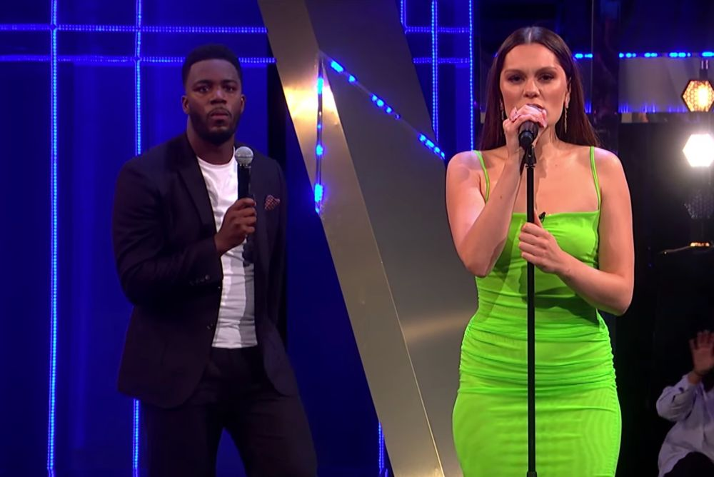 Jessie J Reps Veganism In Front Of Millions On 'The Lateish Show'