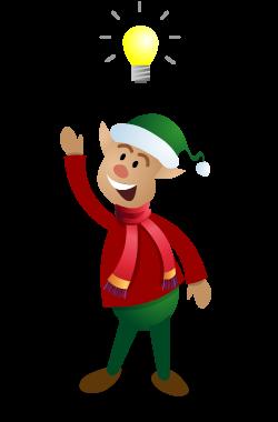 Ide til online julekort