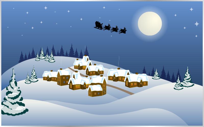 interaktivt julekort onlimited