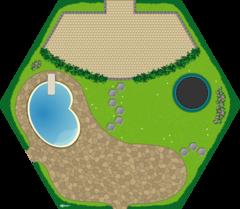legemåtte Garden