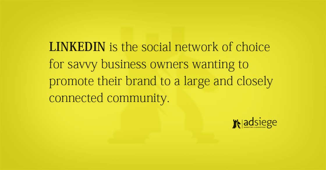 The Benefits of Linkedin for Marketing Your Business