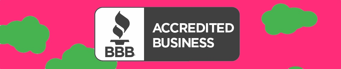 BBB Accredited A+ Ladies on ladders
