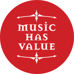 Music Has Value Website
