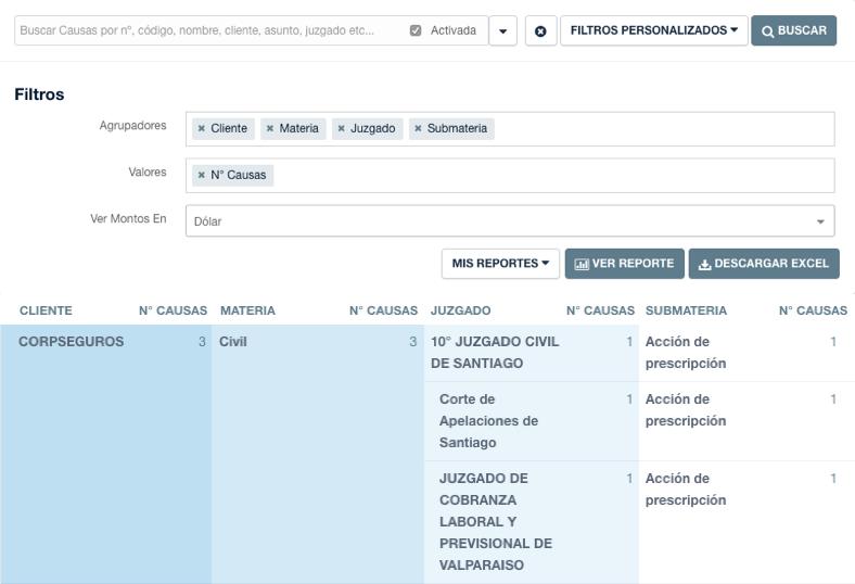 TimeBilling software para abogados