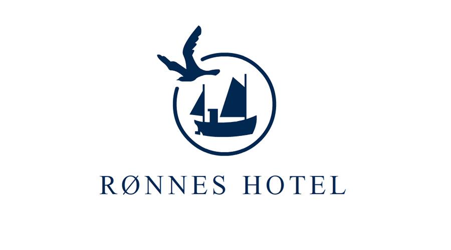 Redesign af logo - Rønnes hotel