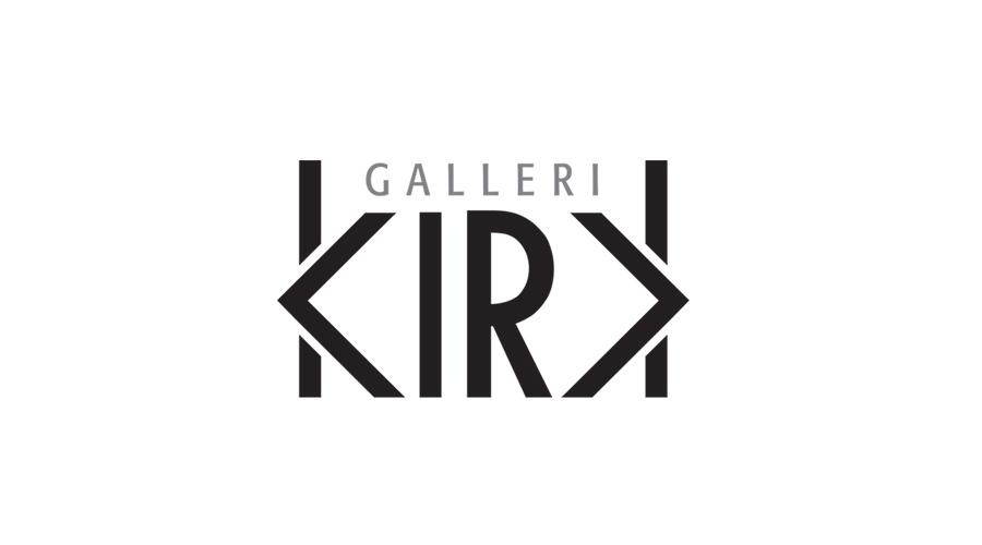Design af logo - Galleri Kirk Aalborg