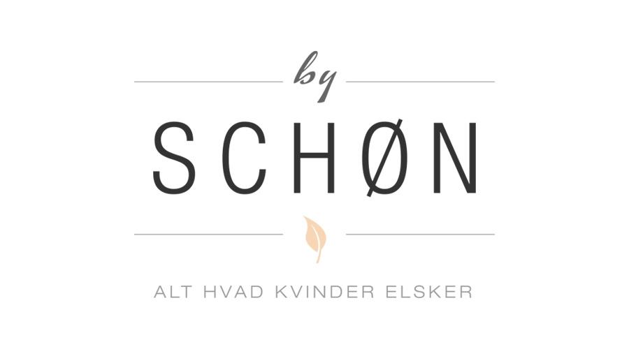 logodesign - By Schøn - alt hvad kvinder ønsker