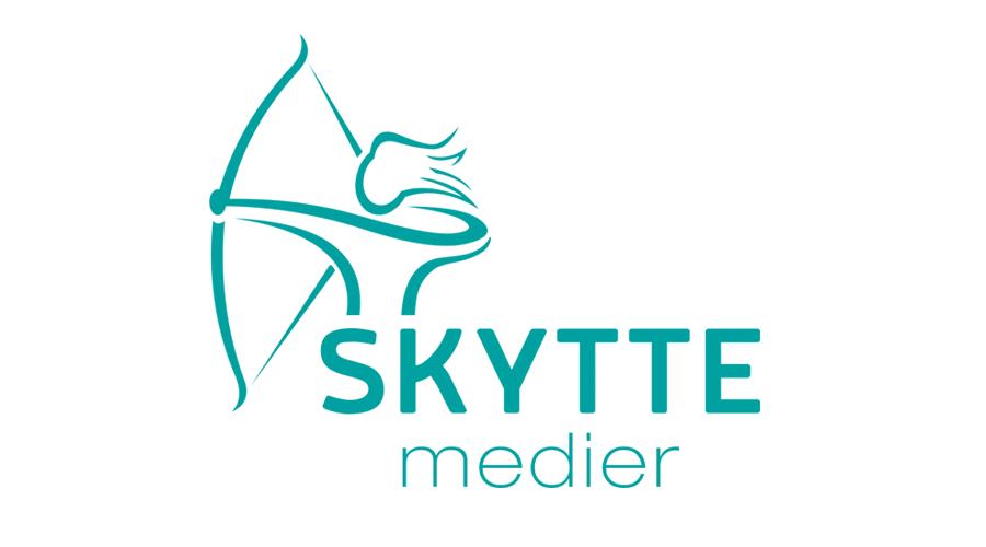logodesign Skytte medier