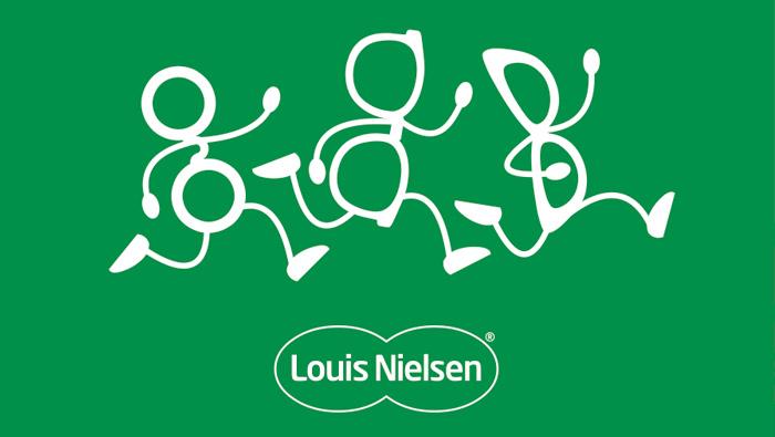 Grafiske opgaver for Louis Nielsen
