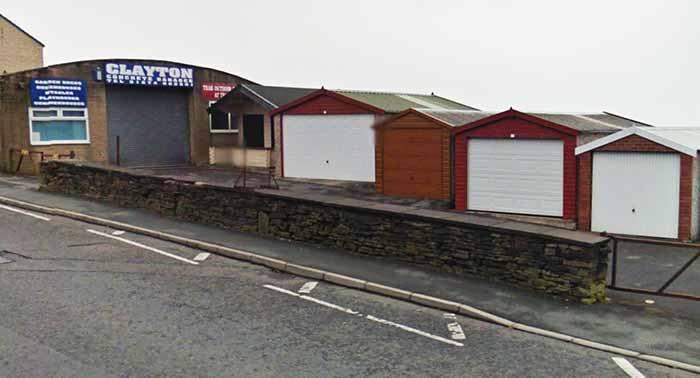 Clayton Concrete Garages In Bradford