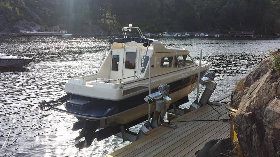 Bådlift til søer
