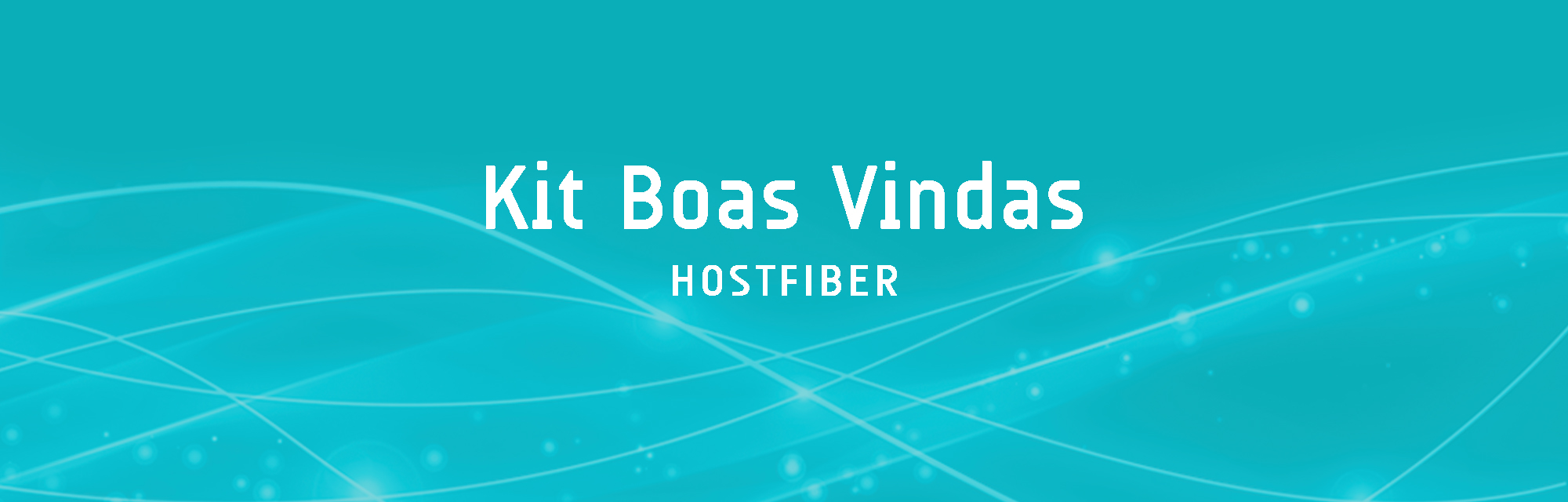 Portfolio Kit Boas Vindas