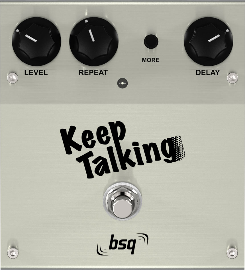 Keep Talking - Delay Analógico