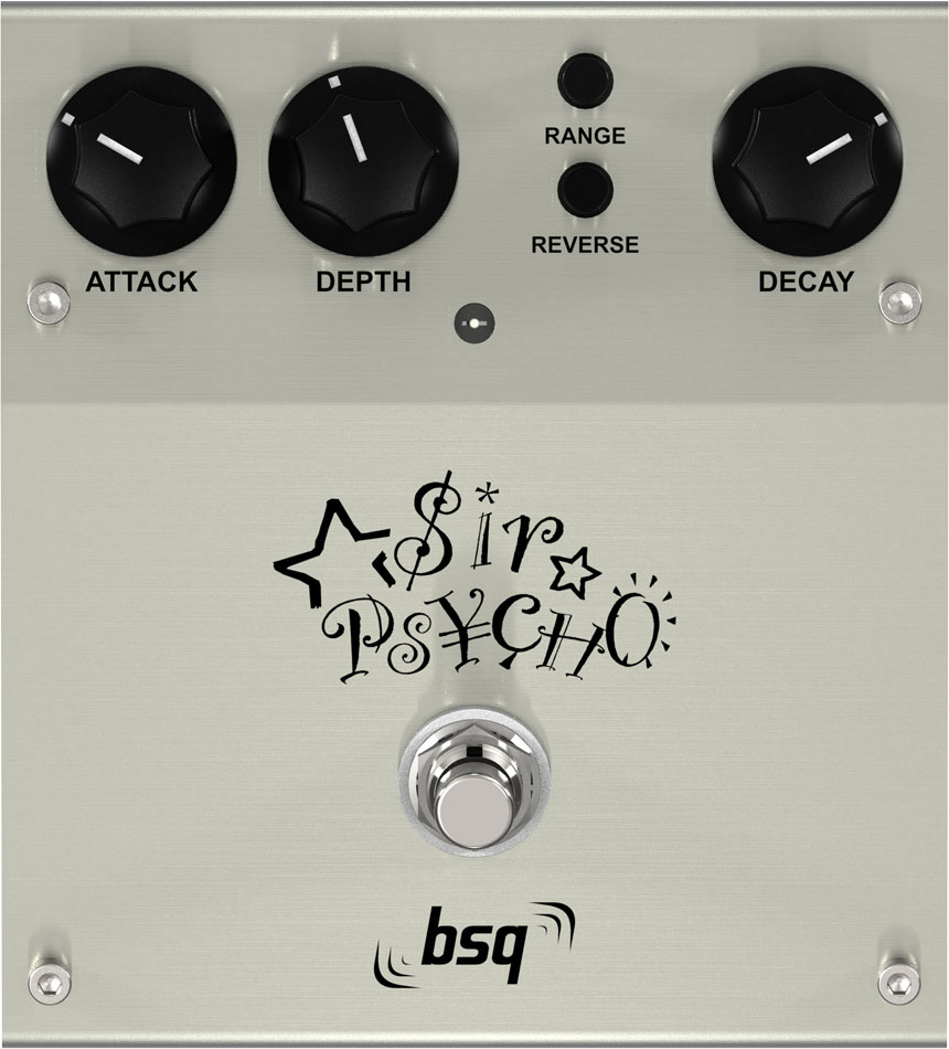 Sir Psycho - Envelope Filter (Auto-Wah)
