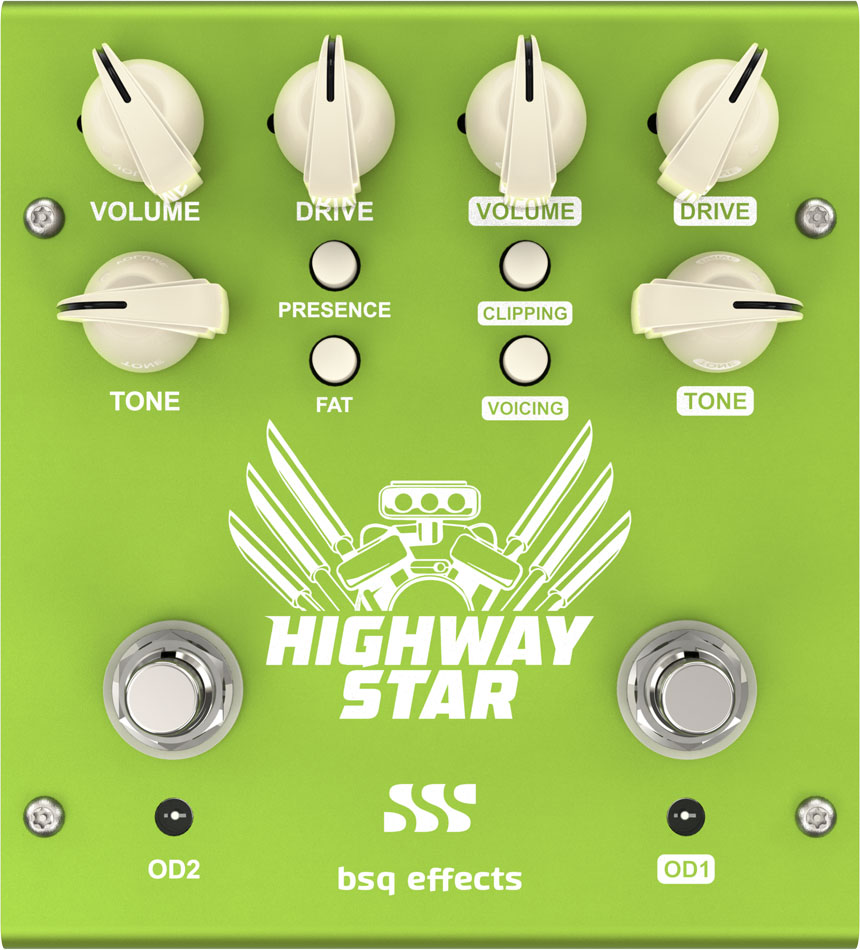 Highway Star - Overdrive Doble
