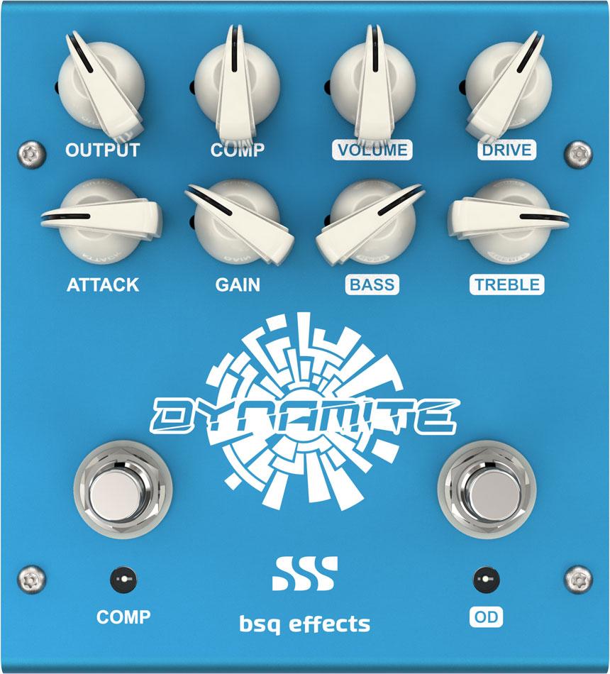 Dynamite - Overdrive + Compresor