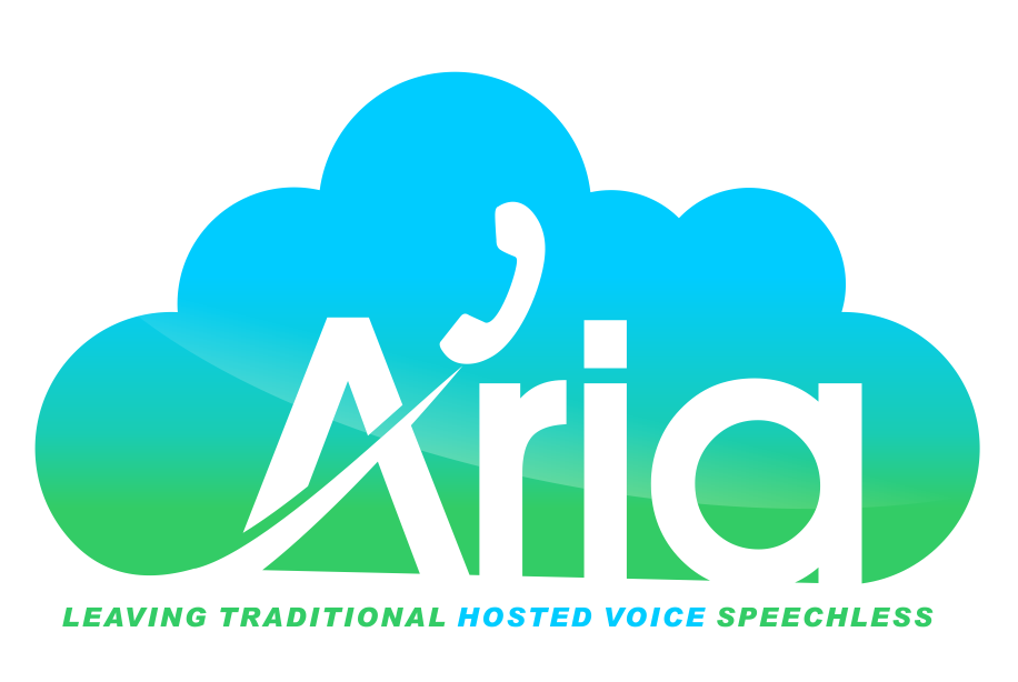 Aria Hosted Logo