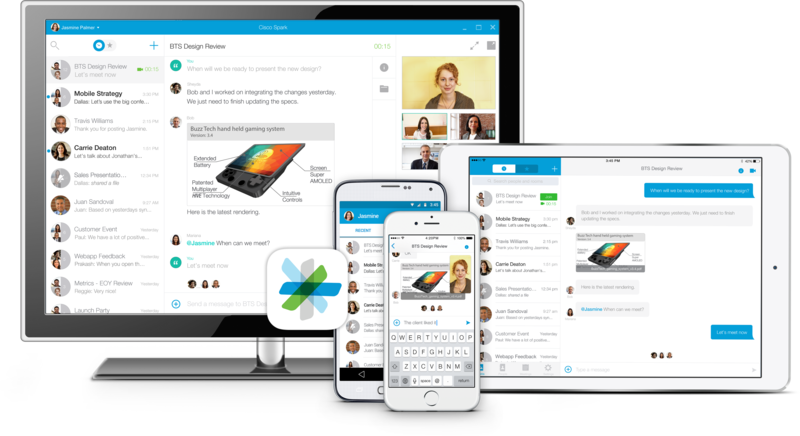 Cisco Spark Instant Messaging