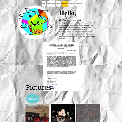 International Student Learning Old Website
