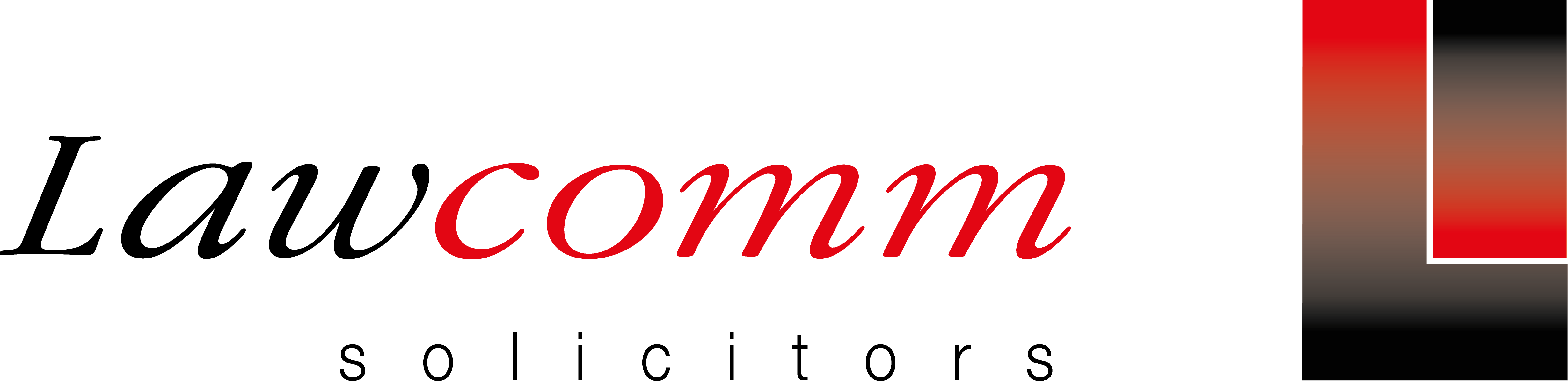 Lawcomm Solicitors Logo