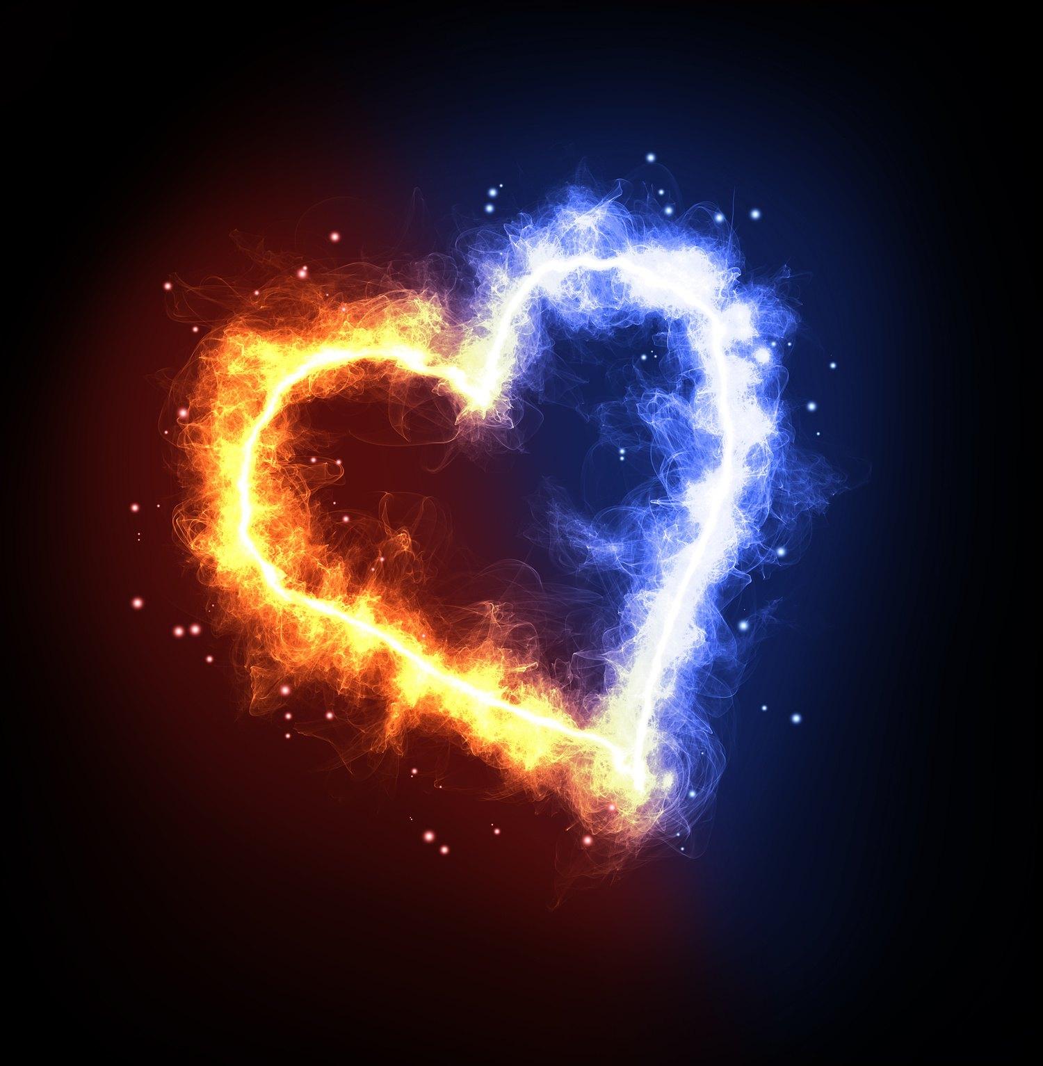 Photo of heart shape