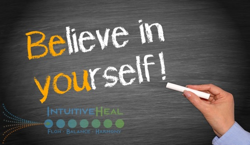 """Image of quote """"Believe in yourself"""""""